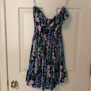 Strapless Lilly Pulitzer Quincy Dress